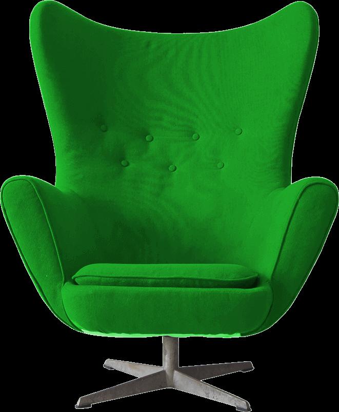 картинки зеленое кресло